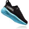 Hoka One One Hupana 2 Running Shoes Women black/sky blue